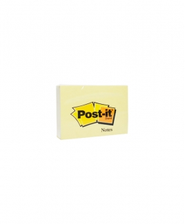 "3M 653 1.5"" X 2"" Post-It Note"