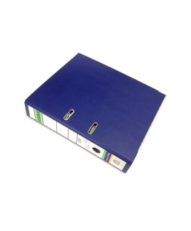 ABBA Lever Arch File - 3-inch Size - 404 Special Edition - Blue