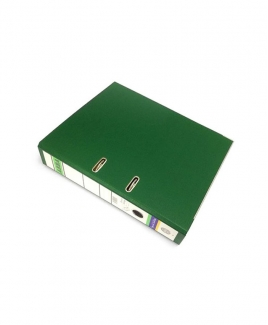 ABBA Lever Arch File - 3-inch Size - 404 Special Edition - Green