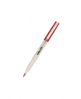 ARTLINE 210 FINELINER PEN 0.6MM [Red]