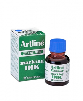 ARTLINE ESK-20 Permanent Marking Refill Ink 20cc [Blue]