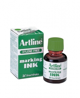 ARTLINE ESK-20 Permanent Marking Refill Ink 20cc [Green]