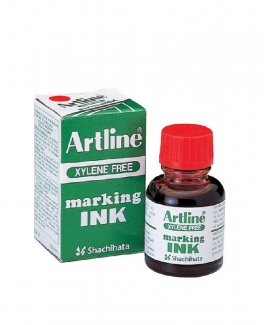ARTLINE ESK-20 Permanent Marking Refill Ink 20cc [Red]