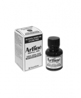 Artline ESK-50A Whiteboard Marker Refill Ink 20cc [Black]