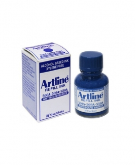 Artline ESK-50A Whiteboard Marker Refill Ink 20cc [Blue]