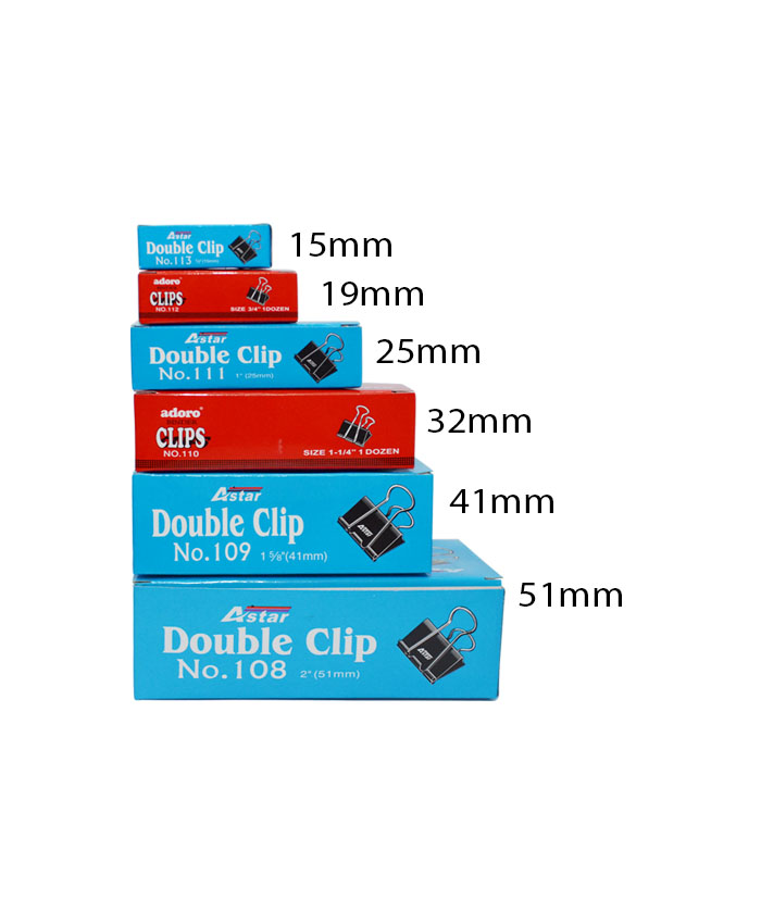 binder clip 1 5 8 41mm
