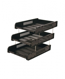 CBE 8012-3 Sliding 3 Tier Tray