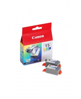 Canon BCI-15 Ink Cart (Colour)