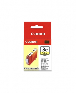 Canon BCI-3e Ink Cart [Yellow]