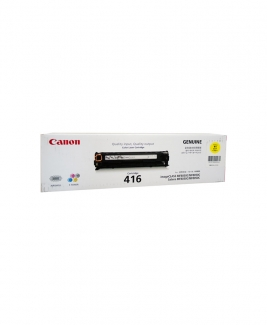 Canon Cart 416 Toner (Yellow)