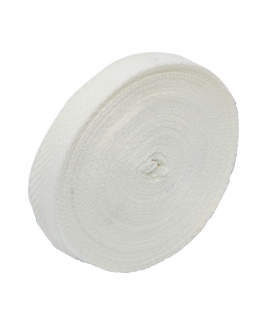 Cotton Document Tape (White)