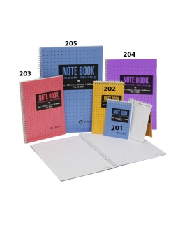 Crown Note Book 201