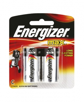 Energizer® Battery C (2'S)