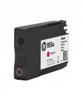 HP 955XL Magenta Original Ink Cartridge (L0S66AA)