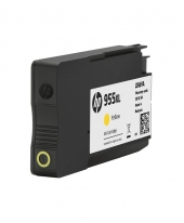 HP 955XL Yellow Original Ink Cartridge (L0S69AA)