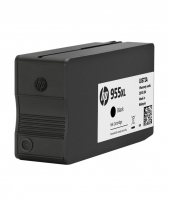 HP 955XL Black Original Ink Cartridge (L0S72AA)