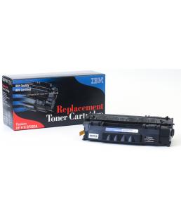 IBM® Original Licensed Toner For HP Q7553A