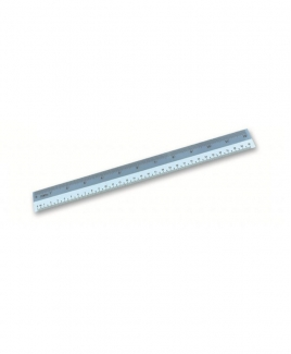 "Straight Plastic Ruler 12"" Inch/ 30cm"
